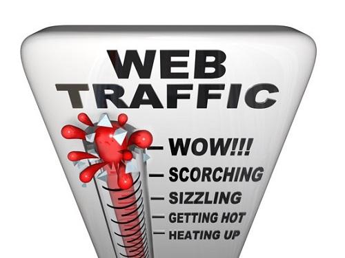 веб трафик